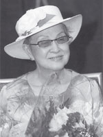 黃黎浣纖女士 Mrs. Susan Wong